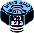Nuts and Bolts Web Design logo