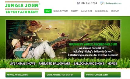 Jungle John