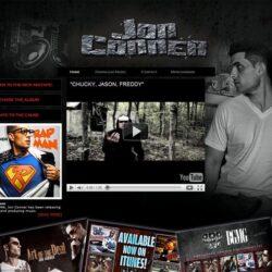 Web Design: Jon Conner