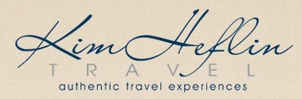 Logo Design: Kim Heflin Travel