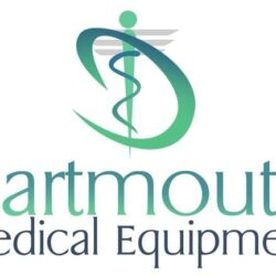 Logo Design: Dartmouth Medical Equipment