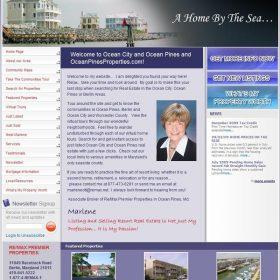 Web Design: Marlene Ott Real Estate