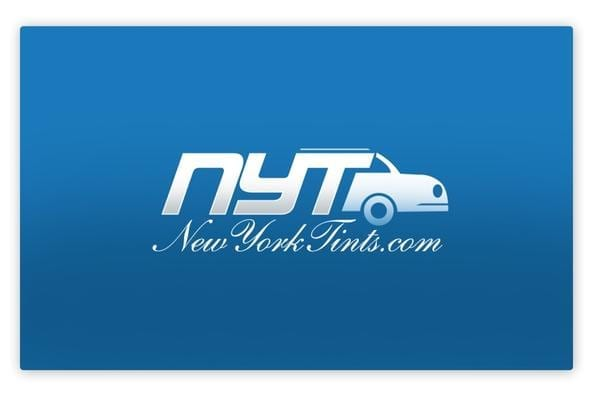 Logo Design: New York Tints