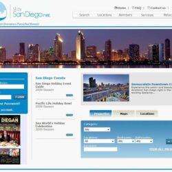 Web Design: Stay San Diego