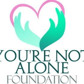 Logo Design: You're not Alone Foundation