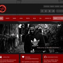 Web Design: Brodie Brothers