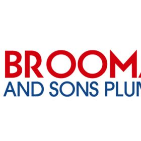 Logo Design: Broomall and Sons Plumbing