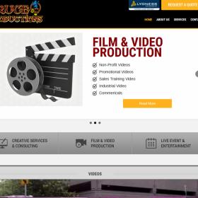 Web Design: Bruce Productions