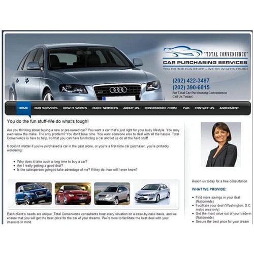 Car Purchasing Service