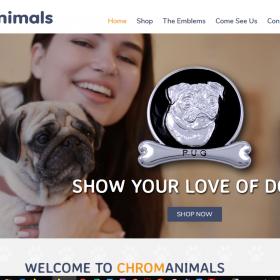 Web Design: ChromAnimals