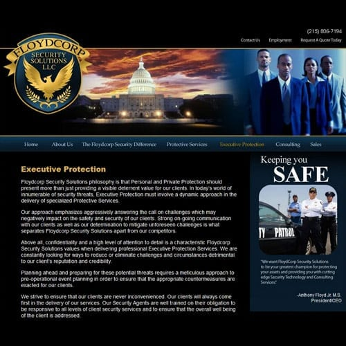 Floyd Corp Security Solutions