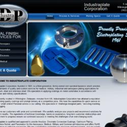 Web Design: Industraplate