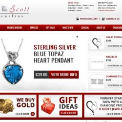 Web Design: K. Scott Jewelers