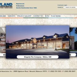Web Design: Nowland Associates