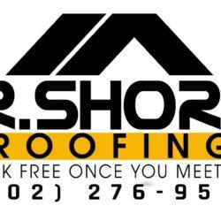 Logo Design: R. Short Roofing