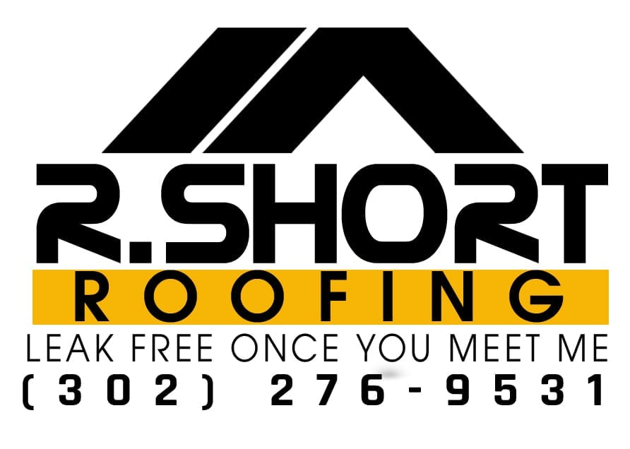 Logo Design: R. Short Roofing