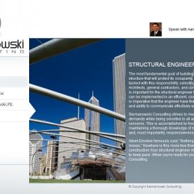 Web Design: Siemanwoski Consulting