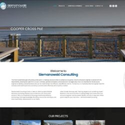Web Design: Siemanowski Consulting