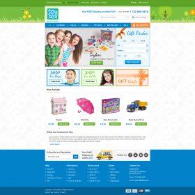 Web Design: ToyBox