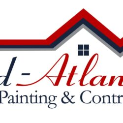 Logo Design: Mid-Atlantic Painting and Contracting