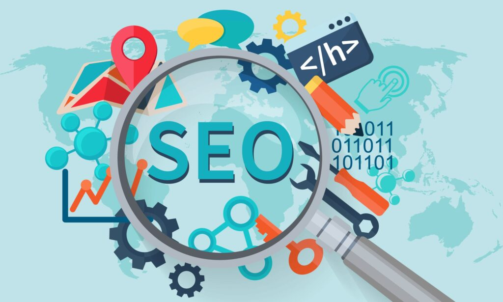 Digital Marketing by Nuts and Bolts Web Design